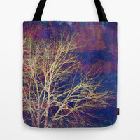 strange days Tote Bag by Sylvia Cook Photography