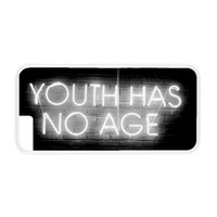 Youth Has No Age Neon Sign Case