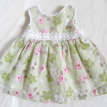 Baby Girl's Dress 3 to 6 Month Easter Clothing