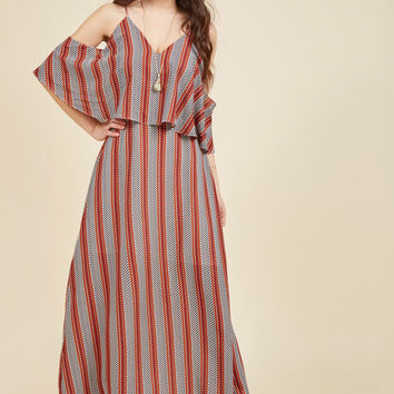 Daylight Drama Maxi Dress