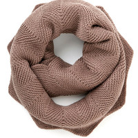 ModCloth Boho Snuggled Up in Sweetness Scarf in Taupe