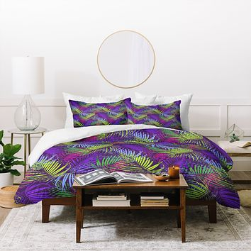 Aimee St Hill Palm Duvet Cover