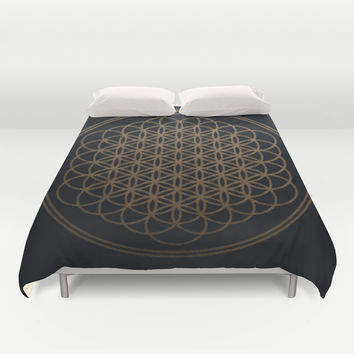 Sempiternal Duvet Cover by Aldy