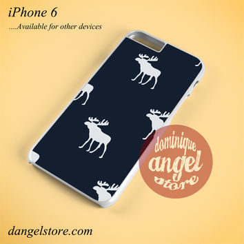 Abercrombie And Fitch Moose Phone case for iPhone 6 and another iPhone devices