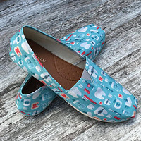 Dentist Pattern Casual Shoes