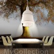 Panoramic wallpaper PEACE OF MIND Natural Instinct Collection by MyCollection.it