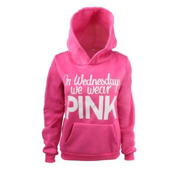 PEAPON Victoria's secret PINK Women Hot Hoodie Cute Sweater