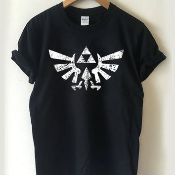 The Legend of Zelda Triforce T-shirt Men, Women Youth and Toddler