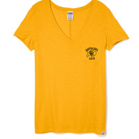 University of Colorado Pocket V-neck Tee