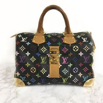 ONETOW Louis Vuitton ¡®Speedy 30¡¯ Bag