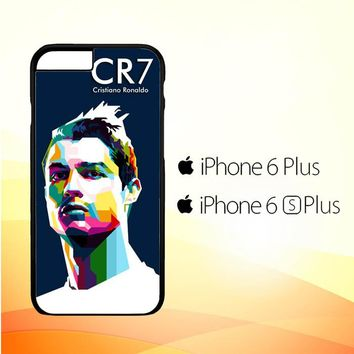 Cristiano Ronaldo X4197 iPhone 6 Plus|6S Plus Case