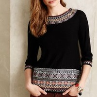 Antiquarian Pullover by Knitted & Knotted Black Motif