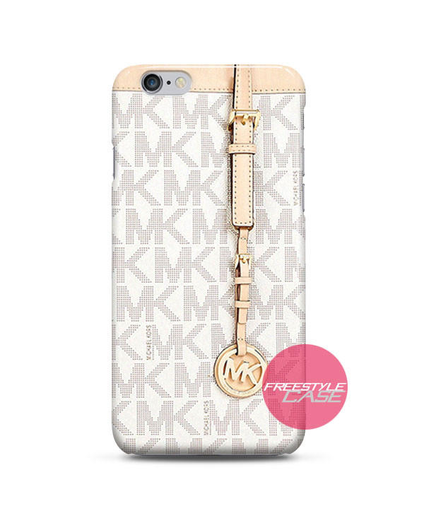competitive price 5868f 16d95 Michael Kors MK Bag Texture Print iPhone Case Cover Series