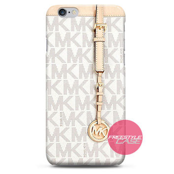 Michael Kors MK Bag Texture Print iPhone Case Cover Series