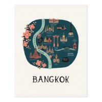 Bangkok Art Print by RIFLE PAPER Co. | Made in USA