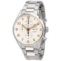 Tag Heuer Carrera Automatic Chronograph Mens Watch CV2A1AC.BA0738