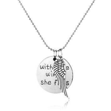 Shiny Stylish Gift Jewelry New Arrival Accessory Hot Sale Alphabet Pendant Necklace [6033873537]