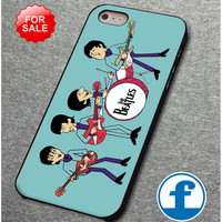 The Beatles for iphone, ipod, samsung galaxy, HTC and Nexus Phone Case