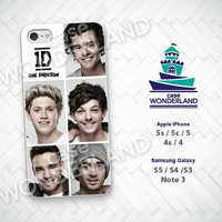 iPhone Case, One Direction, Pop Star, Idol, iPhone 5 case, iPhone 5C Case, iPhone 5S case, iPhone 4 Case, iPhone 4S Case, Phone Skin, OD07