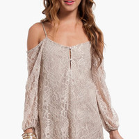 Bella Notte Lace Dress $36