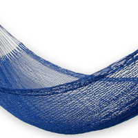 Classic Single Hammock, Blue, Outdoor Hammocks