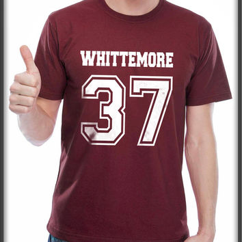 37 Whittemore White ink Beacon hills lacrosse teen wolf Men Tee Tshirt