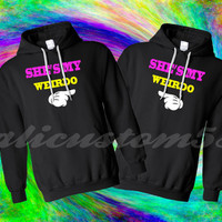 She's My Weirdo / She's My Weirdo Hoodies For Her&Her