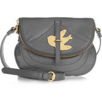 Marc by Marc Jacobs | Petal to the Metal leather shoulder bag | NET-A-PORTER.COM