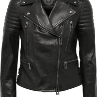 Belstaff - Phoenix leather biker jacket