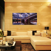 Large Unframed HD Canvas Print Painting Wall Art Picture Split Poster 40*60cm