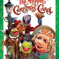 The Muppet Christmas Carol - Anniversary Edition - DVD (Pre-owned)