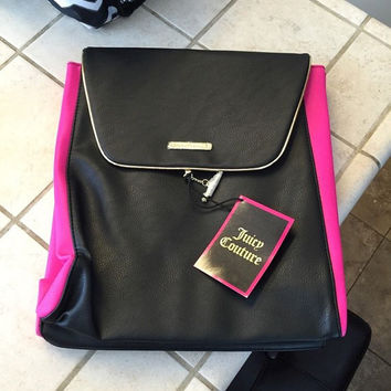 b8730986838 Shop Juicy Couture Black Bags on Wanelo