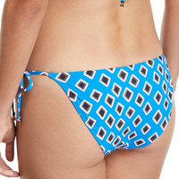 Tory Burch Jacinta Printed Side-Tie Swim Bottoms and Matching Items