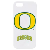 Oregon Ducks - Case for iPhone 5 / 5s - White