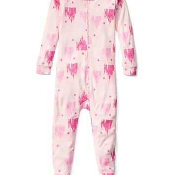 babyGap | Disney Baby royal castle sleep one-piece | Gap
