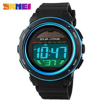 Men Shock Digital Watch Water Resistant Wristwatche