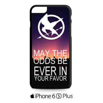 Hunger Games Quote iPhone 6S  Plus  Case