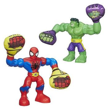 Marvel Super Heroes Adventures Sling Action Figures Wave 1