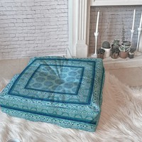Aimee St Hill Mya Square Floor Pillow Square