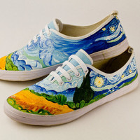 Let's Gogh Shoes