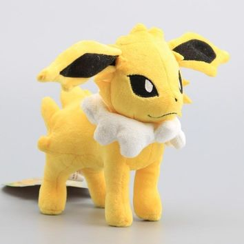 "8"" Jolteon Pokemon Plush"