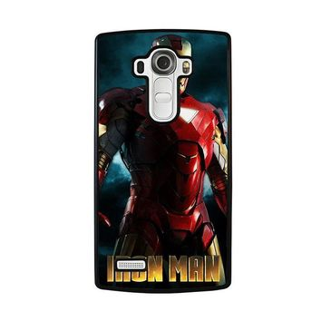 iron man 3 lg g4 case cover  number 1