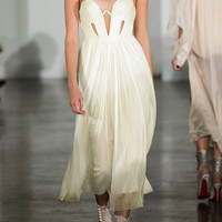 Willow | Silk and tulle gown  | NET-A-PORTER.COM
