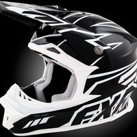 Blade Helmet - Motocross Gear, Snowmobile Apparel, Racing Jackets - FXR Racing