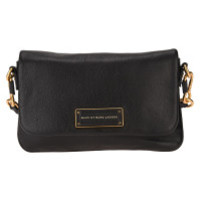 Marc By Marc Jacobs | Black 'Too Hot To Handle Flap Percy' Cross Body Bag | Lyst