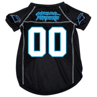 Carolina Panthers Deluxe Dog Jersey - Extra Large