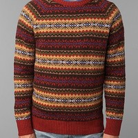 O'Hanlon Mills Fair Isle Sweater