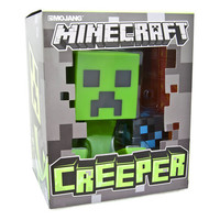 Minecraft Creeper Vinyl Figure at Firebox.com