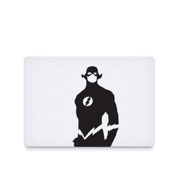 The Flash-----Macbook Decal Macbook Sticker Mac Decal Mac Sticker Decal for Apple Laptop Macbook Pro / Macbook Air / iPad/MINI