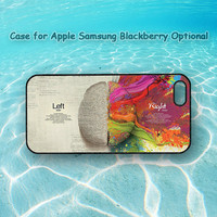 Left and Right Brain,samsung galaxy S4,samsung galaxy S3,samsung note 2,samsung S4 mini case,samsung S3 mini case,samsung s4 active case
